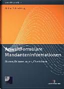 AnwaltFormulare Mandanteninformationen