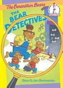 The Bear Detectives Book