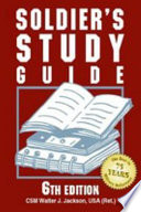 Soldier s Study Guide