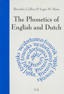 The Phonetics of English and Dutch
