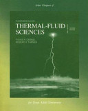 Fundamentals of Thermal Fluid Sciences Select Chapters