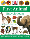 First Animal Encyclopedia Book