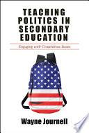 Teaching Politics in Secondary Education