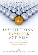 download ebook institutional investor activism pdf epub