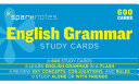 English Grammar Study Cards