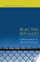 Rejecting Refugees