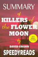 download ebook summary of killers of the flower moon pdf epub