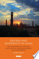 Reform and Modernity in Islam