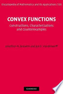 Convex Functions