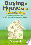 Buying a House on a Shoestring