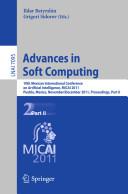 Advances In Soft Computing