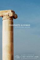 Prophets   Kings