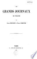 Les grands journaux de France