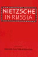 Nietzsche in Russia