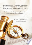 Strategy and Business Process Management
