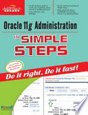 Oracle 11G Administration In Simple Steps