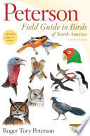 Book Peterson Field Guide to Birds of North America