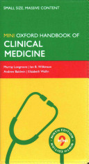 Oxford Handbook of Clinical Medicine   Mini Edition