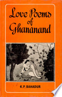 Love Poems of Ghan  nand