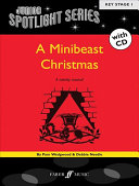Minibeast Christmas Book Cd Spotlight