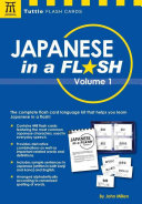 Japanese in a Flash Kit