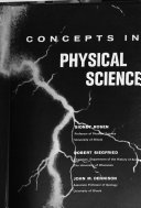 Concepts in physical science
