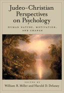 Judeo Christian Perspectives on Psychology