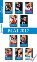 10 romans Azur   1 gratuit  no3825    3834   Mai 2017