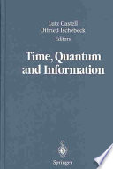 Time  Quantum and Information