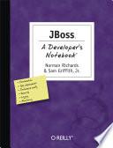 JBoss: A Developer's Notebook Cover Image