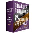 Alec Milius Books 1 & 2 Chillingly Plausible Alec Milius Series Announced The