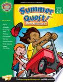 Summer Quest    Grades 2   3