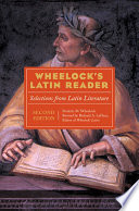 Wheelock s Latin Reader  2e