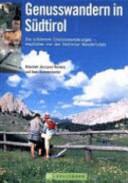 Genusswandern in Südtirol