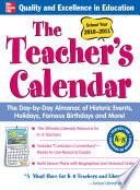 The Teachers Calendar  School Year 2010 2011