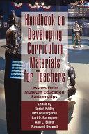 Handbook On Developing Online Curriculum Materials For Teachers book