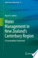 Water Management in New Zealand s Canterbury Region