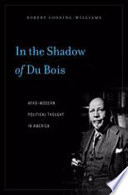 In the Shadow of Du Bois