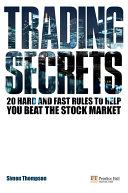 download ebook trading secrets pdf epub