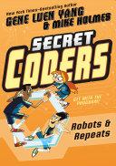 Secret Coders Robots Repeats