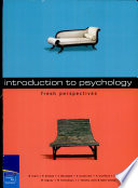 Fresh Perspectives  Introduction to Psychology