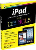 iPad  ed iOS 6 Pour les Nuls