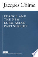 France and the New Euro-Asia Partnership Address On 29 February 1996 Mr