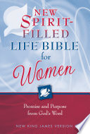 NKJV, The New Spirit-Filled Life Bible for Women, eBook The Heart Of Our Heavenly Father