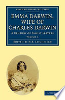 Emma Darwin  Wife of Charles Darwin