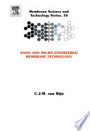 Ebook Nano and Micro Engineered Membrane Technology Epub CJM van Rijn Apps Read Mobile