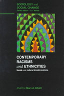 Contemporary racisms and ethnicities