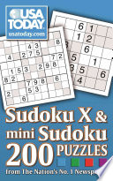 USA TODAY Sudoku X and Mini Sudoku