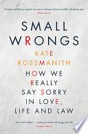 Small Wrongs
