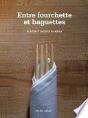 illustration Entre Fourchette Et Baguettes